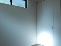 洋室 closet