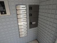 モニタ付オートック mailbox 宅配BOX