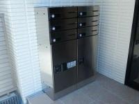 宅配BOX、mailbox