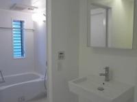 浴室.独立洗面台