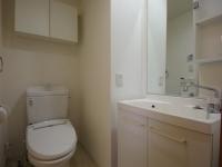 独立洗面台 トイレ